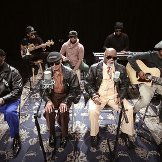 Blind Boys Of Alabama at Paste Studios on Feb 15, 2018