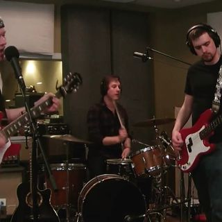 Davey Dynamite at Daytrotter Studios on Mar 6, 2018