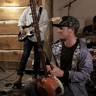Toubab Krewe at Paste Studios on Mar 7, 2018