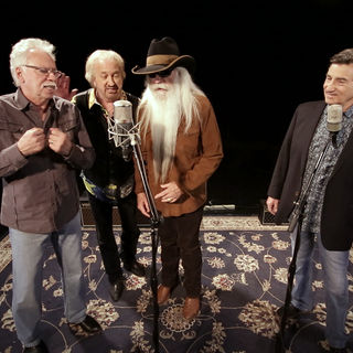 The Oak Ridge Boys at Paste Studios on Mar 19, 2018