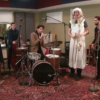 Sammy Miller and The Congregation at Daytrotter Studios on Apr 4, 2018