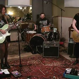 No Joy at Daytrotter Studios on Apr 8, 2018