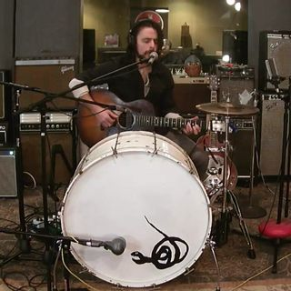 The Bones of J.R. Jones at Daytrotter Studios on Apr 10, 2018
