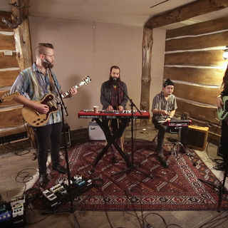 Rainbow Kitten Surprise at Paste Studios on Apr 11, 2018