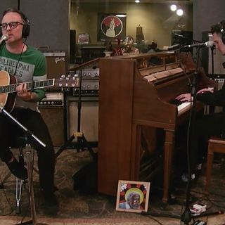 Dave Hause at Daytrotter Studios on Apr 12, 2018