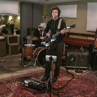 The Technicolors at Daytrotter Studios on Apr 18, 2018