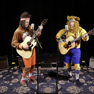 Bears and Lions at Paste Studios on Apr 19, 2018