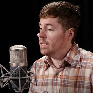 Michael Flynn at Paste Studios on Apr 25, 2018