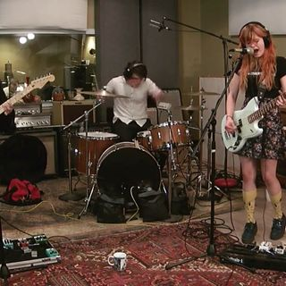 Skating Polly at Daytrotter Studios on May 15, 2018