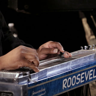 Roosevelt Collier at Paste Studios on May 21, 2018