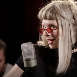 Aurora at Paste Studios on May 25, 2018