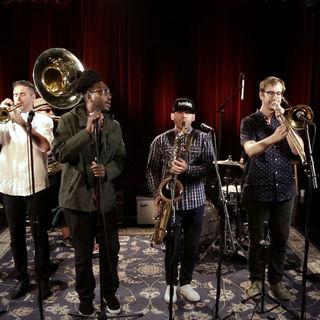 Lowdown Brass Band at Paste Studios on Jun 28, 2018