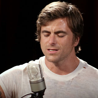 Anthony Green at Paste Studios on Jul 2, 2018