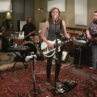 Michelle Malone at Daytrotter Studios on Jul 2, 2018