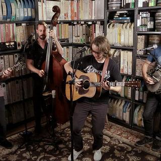 Billy Strings at Paste Studios on Jul 17, 2018