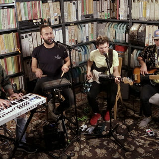 Houndmouth at Paste Studios on Jul 18, 2018