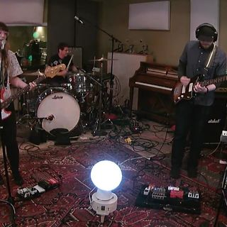 The Pauses at Daytrotter Studios on Jul 25, 2018