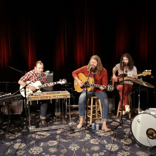 The Sheepdogs at Paste Studios on Jul 30, 2018