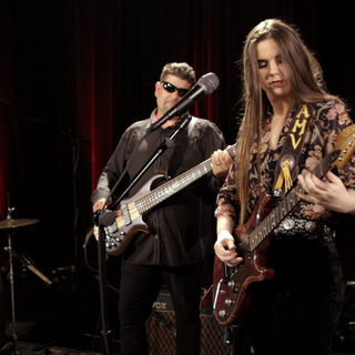 Ally Venable Band at Paste Studios on Aug 17, 2018
