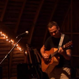 Caleb Engstrom at Codfish Hollow Barn on Jul 25, 2009