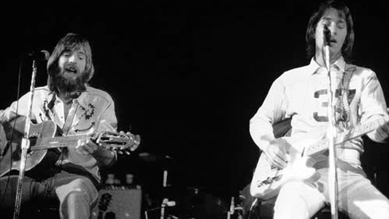 Loggins and Messina concert at Capitol Theatre on Jul 9, 1976