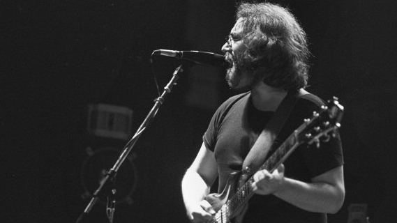 Jerry Garcia Band concert at Capitol Theatre on Mar 17, 1978
