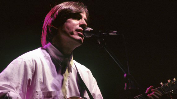 Jackson Browne concert at Shoreline Amphitheatre on Oct 10, 1992