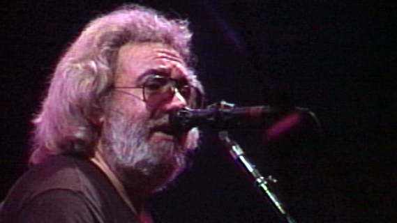 Grateful Dead concert at Oakland Coliseum Arena on Dec 31, 1990