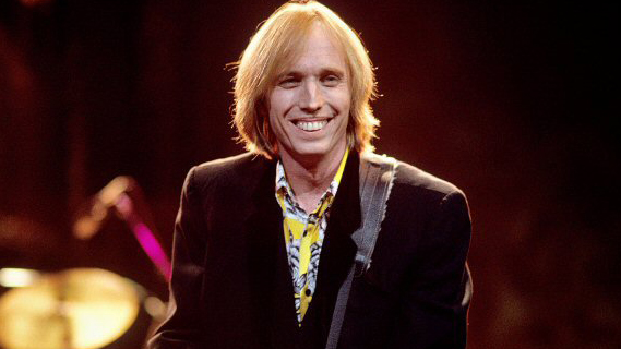 Tom Petty &amp; the Heartbreakers concert at Shoreline Amphitheatre on Oct 2, 1994