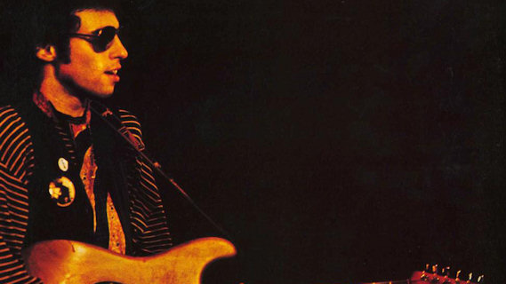 Nils Lofgren concert at Shoreline Amphitheatre on Nov 2, 1991
