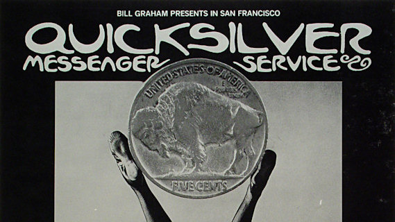 Quicksilver Messenger Service concert at Fillmore West on Jun 18, 1970