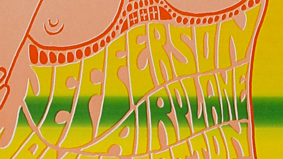 Jefferson Airplane concert at Fillmore Auditorium on Nov 25, 1966