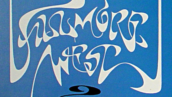 The Flamin' Groovies concert at Fillmore West on Jun 30, 1971