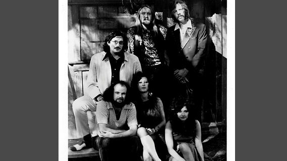 Dan Hicks & His Hot Licks concert at Winterland on Apr 30, 1972