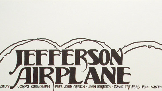 Jefferson Airplane concert at Winterland on Sep 22, 1972