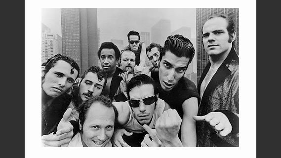 Sha Na Na concert at Winterland on Apr 21, 1973
