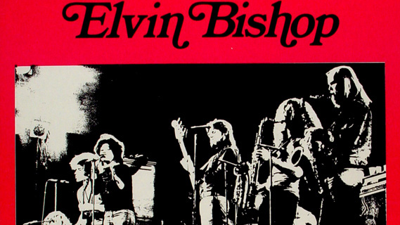 Elvin Bishop concert at Winterland on Jun 15, 1973