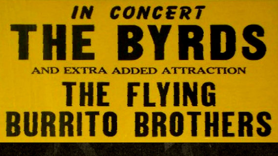 The Byrds and The Flying Burrito Brothers concert at Whisky A Go-Go on Sep 19, 1970