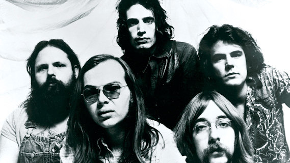Steely Dan concert at Rainbow Theatre on May 20, 1974