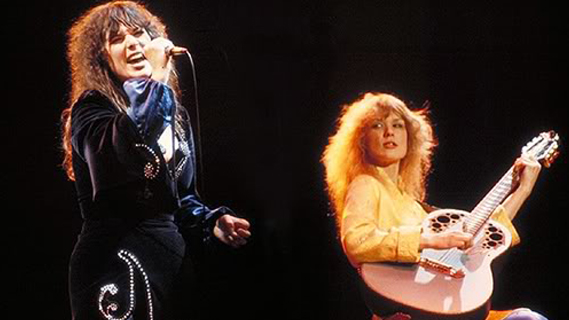 Heart concert at Madison, WI on Jul 29, 1980