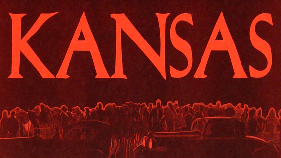 Kansas concert at Pine Knob on Jul 25, 1978