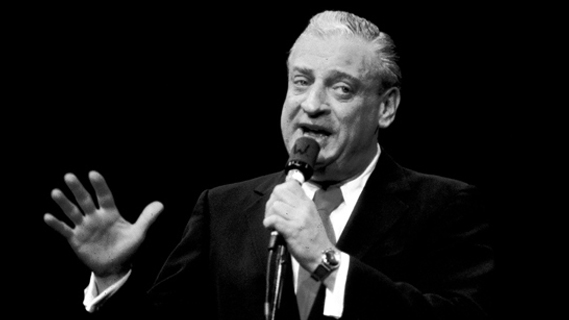 Rodney Dangerfield concert at Catch a Rising Star on Jul 25, 1983