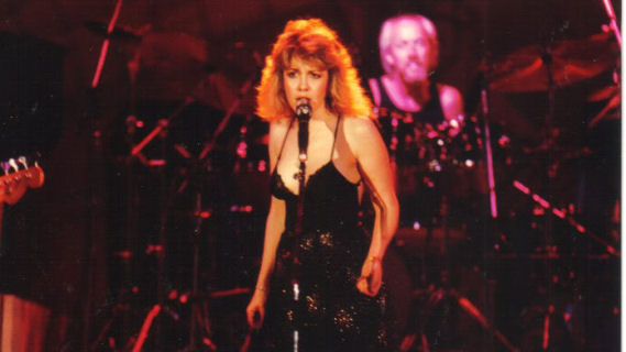 Stevie Nicks concert at Brendan Byrne Arena on Jun 24, 1983