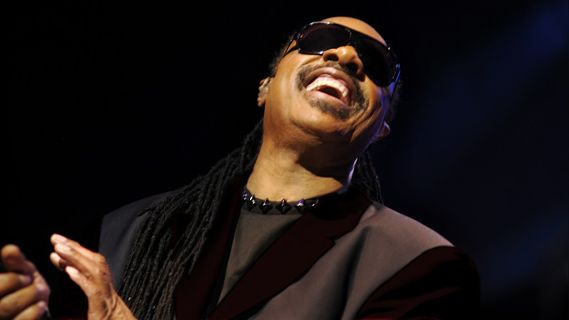 Stevie Wonder concert at Madison Square Garden on Sep 27, 1986