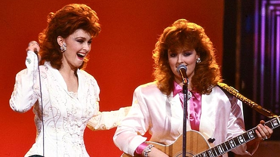 The Judds concert at Radio City Music Hall on Mar 21, 1986