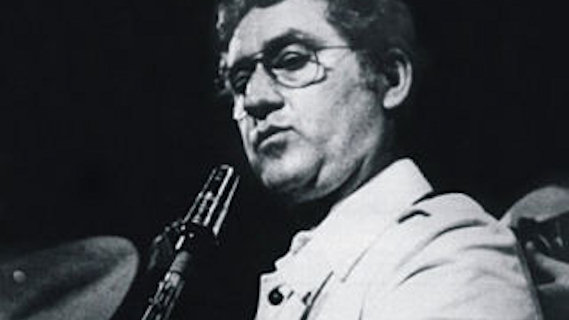 Lee Konitz concert at Newport Jazz Festival on Jul 4, 1965