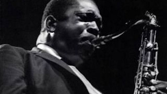 John Coltrane Quintet concert at Newport Jazz Festival on Jul 2, 1966