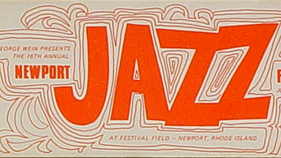Art Blakey & the Jazz Messengers concert at Newport Jazz Festival on Jul 5, 1969