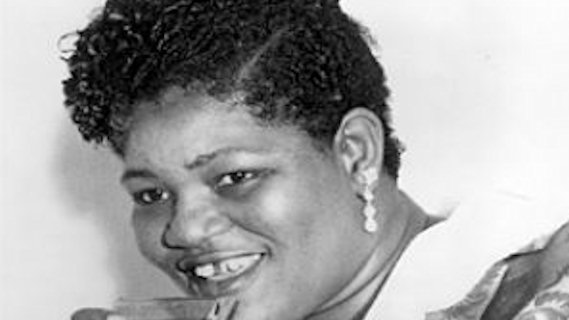 Big Mama Mae Thornton concert at Newport Folk Festival on Jul 18, 1969