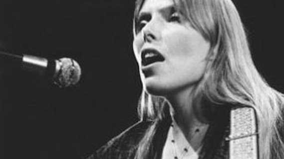 Joni Mitchell concert at Newport Folk Festival on Jul 19, 1969